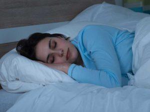 Tak więc, w pierwszą noc badań mężczyźni powinni byli zrobić dokładnie to: spali w laboratorium snu około 8,5 godzin.