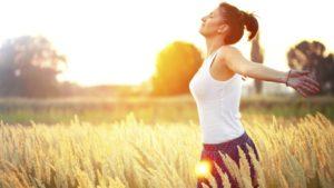 """Po sesji jogi wykonuj """"shavasan"""" przez co najmniej siedem minut."""