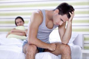 Znak zaburzeń erekcji: zaczął się nowy lek